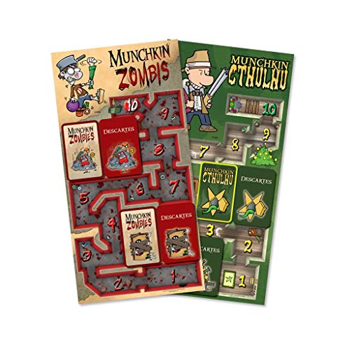 Edge Entertainment Munchkin-tablero terrorífico-español. (EDGMUGB2) , color/modelo surtido