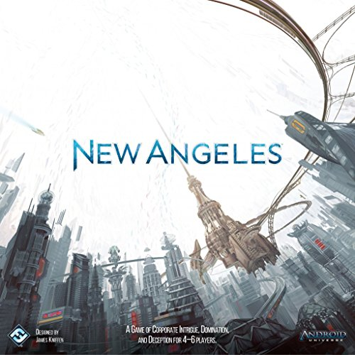 Edge Entertainment- Nueva Ángeles - Español, Color (FFAD03)