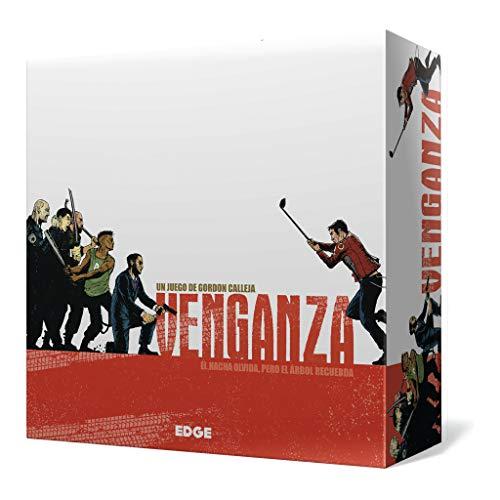 Edge Entertainment- Venganza - Juego de tablero (EEMBVE01)