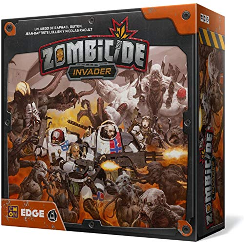 Edge Entertainment- Zombicide: Invader - Español, Color (EECMZI01) , color/modelo surtido