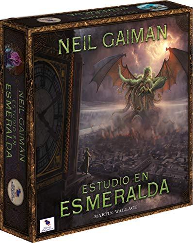 Ediciones MasQueoca - Estudio en Esmeralda (Segunda Edicion) (Español)