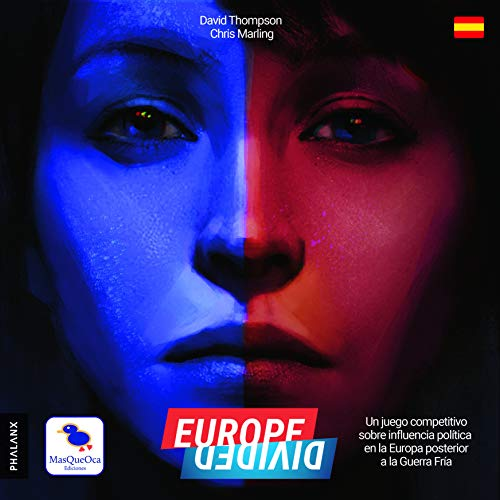 Ediciones MasQueoca - Europe Divided (Español)