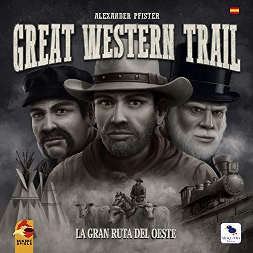 Ediciones MasQueoca - Great Western Trail - La Gran Ruta del Oeste Segunda Edición (Español)