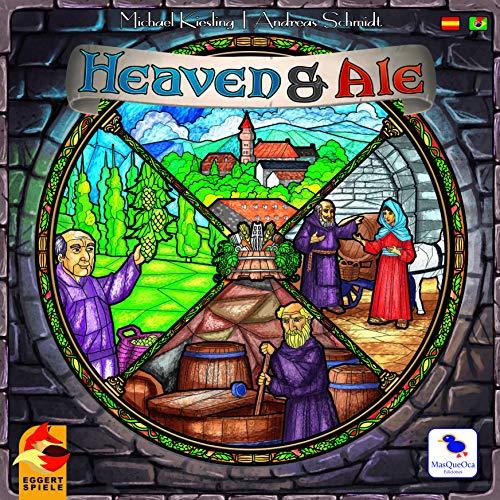 Ediciones MasQueoca - Heaven & Ale (Español)(Portugués)