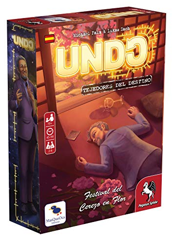 Ediciones MasQueoca - UNDO 1 Festival del Cerezo en Flor (Español)