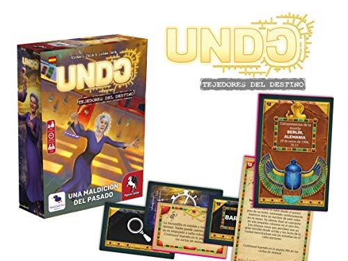 Ediciones MasQueoca - UNDO 2 Una Maldicion del Pasado (Español)