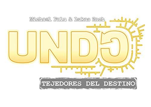 Ediciones MasQueoca - UNDO 4: Fiebre del Tesoro (Español)
