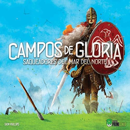 Ediciones Primigenio- Saqueadores del mar del Norte: Campos de Gloria, Color (EPSMEX02)