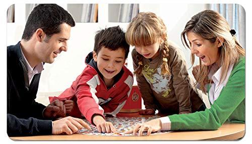 Educa - Lince Edicion Familia con Aplicación,  Juego de mesa familiar que pone a prueba tus reflejos, a partir de 6 años (16146)
