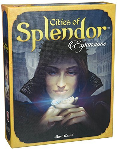 Elizabeth Arden Cities of Splendor ASMSCSPL02US - Expansión de Tarjetas