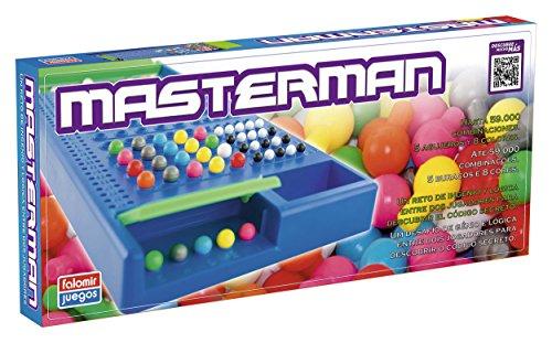 Falomir Masterman, Juego de Mesa, Clásicos (23027)