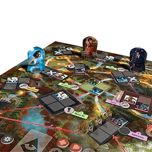 Fantasy Flight Games- Arkham Horror - Hora Final, Color (AFH01ES)