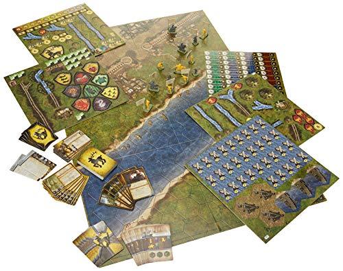 Fantasy Flight Games- Batallas de Poniente - Casa Baratheon: Expansión de ejército - Español, Color, Talla Unica (EDGBW08)