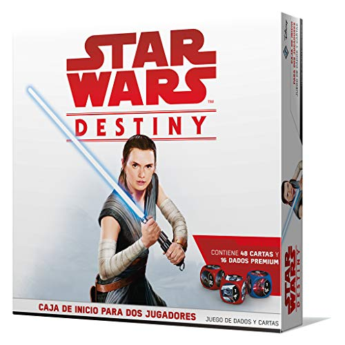 Fantasy Flight Games- Caja de Inicio para Dos Jugadores, colección Destiny (FFSWD08)
