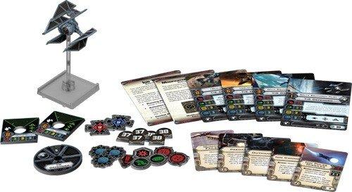 Fantasy Flight Games- Defensor Tie, Multicolor (FFSWX17)