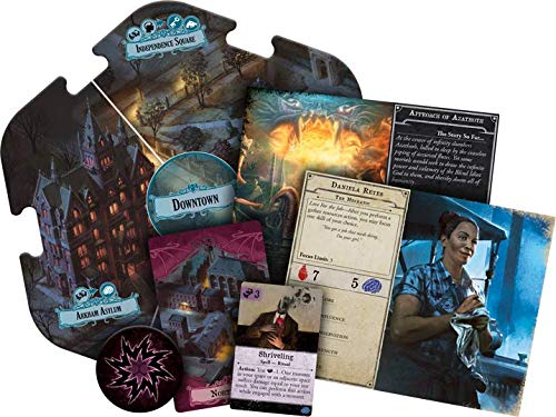 Fantasy Flight Games FFGAHB01 Arkham Horror tercera edición, colores surtidos