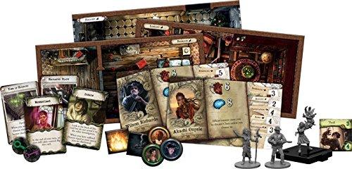 Fantasy Flight Games FFGD1025 Villen Des Wahnsinns 2.Ed. - Más allá del umbral de ampliación Alemana.