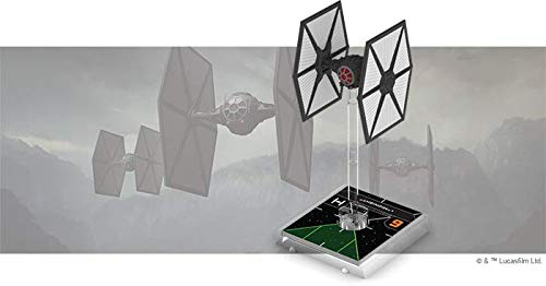 Fantasy Flight Games FFGSWZ26 Star Wars X-Wing: Tie/FO Fighter Expansion Pack