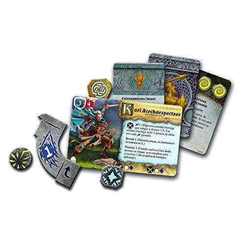 Fantasy Flight Games FFRWM01, Runewars, El juego de miniaturas