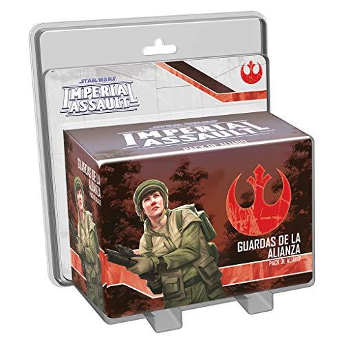 Fantasy Flight Games- Guardas de la Alianza, colección Imperial Assault (FFSWI34)