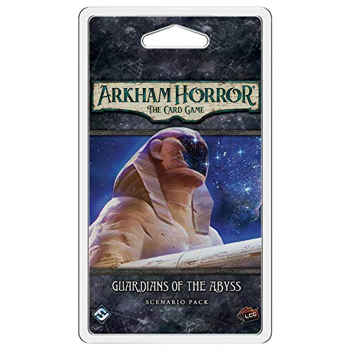 Fantasy Flight Games Guardians of The Abyss Scenario Pack - Arkham Horror LCG Expansion
