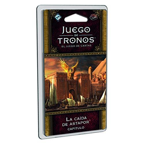 Fantasy Flight Games- Juego de Tronos 2ª Edicion LCG - La Caida De Astapor - Español, Color (FFGT18)
