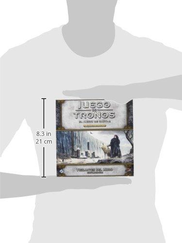 Fantasy Flight Games Juego de Tronos - Vigilantes del Muro, Juego de Cartas (Edge Entertainment FFGT22)