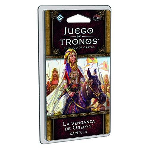 Fantasy Flight Games-juego_de_tronos La Venganza De Oberyn, color (Edge Entertainment FFGT20) , color/modelo surtido