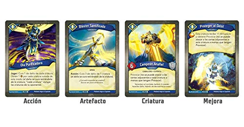 Fantasy Flight Games- Keyforge: La Llamada de los Arcontes - Español (KF02ES)