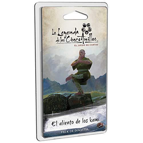 Fantasy Flight Games-La Leyenda De Los Cinco Anillos Lcg (EDF0FFL5C09) , color/modelo surtido