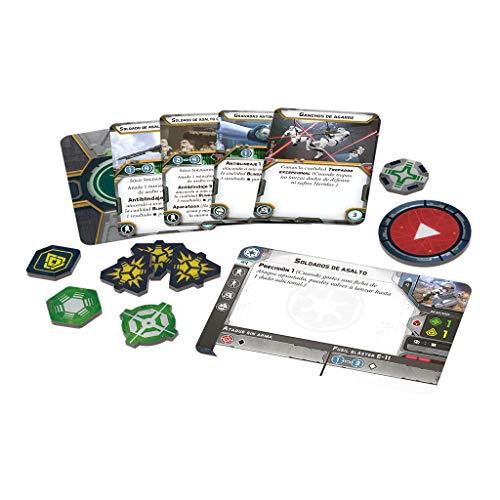 Fantasy Flight Games- Soldados de Asalto (FFSWL07)
