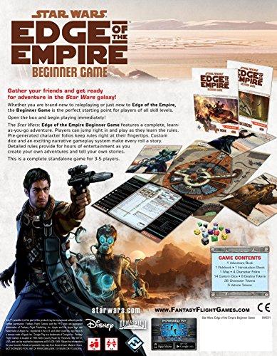 Fantasy Flight Games Star Wars. Al Filo del Imperio. Caja De Inicio - Star Wars. Al Filo del Imperio. Caja de Inicio