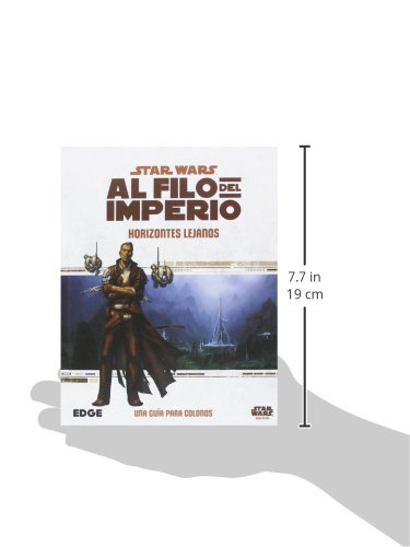 Fantasy Flight Games Star Wars: Al Filo del Imperio - Horizontes Lejanos, Juego (Edge Entertainment EDGSWE10)