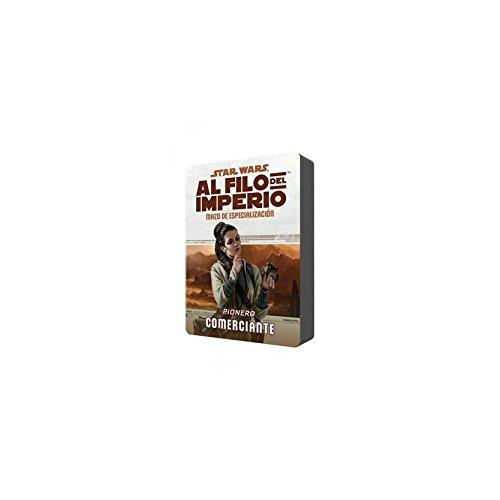 Fantasy Flight Games- Star Wars Al Filo del Imperio - Mazo de especialización: pionero comerciante - Español, Color (PODUSWE21)
