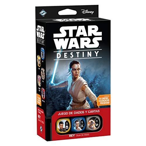 Fantasy Flight Games Star Wars - Caja de Inicio: Rey Destiny, Juego de Mesa (Edge Entertainment EDGSWD02)