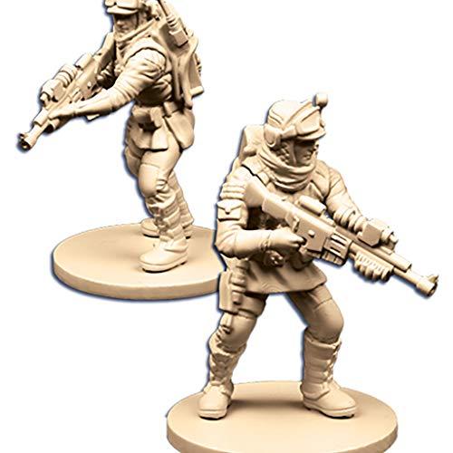 Fantasy Flight Games- Star Wars Imperial Assault, Soldados de la Base Eco (Edge Entertainment EDGSWI23)