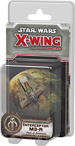 Fantasy Flight Games- Star Wars Interceptor M3-A (Edge Entertainment SWX26)
