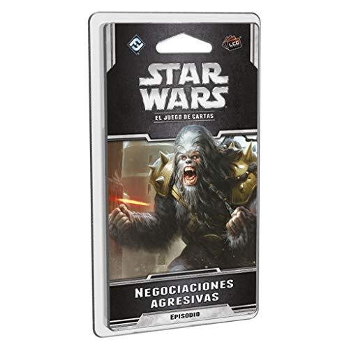 Fantasy Flight Games Star Wars lcg-negociaciones agresivas-español, Color (FFSWC38)