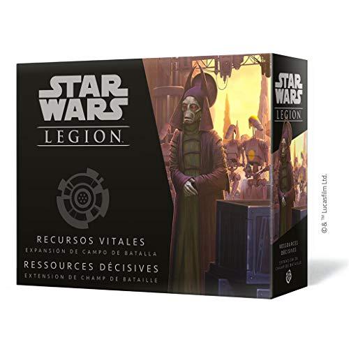 Fantasy Flight Games- Star Wars Legion - Recursos vitales, Color (SWL65ES)