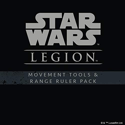 Fantasy Flight Games- Star Wars: Legión Set de Reglas - Español, Color (FFSWL03)