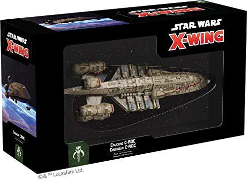 Fantasy Flight Games- Star Wars X-Wing 2.0 - Crucero C-ROC, Color (SWZ56ES)