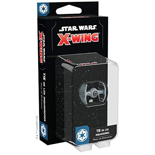 Fantasy Flight Games- Star Wars X-Wing 2.0 - Tie de los inquisidores, Color (SWZ50ES)