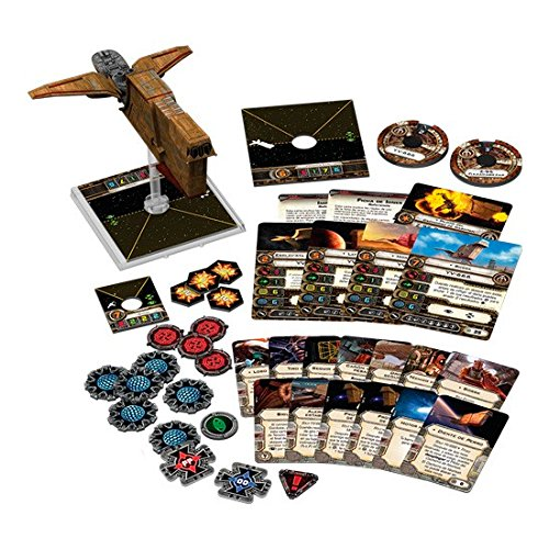 Fantasy Flight Games- Star Wars X-Wing: Diente de Perro (Edge Entertainment EDGSWX31)
