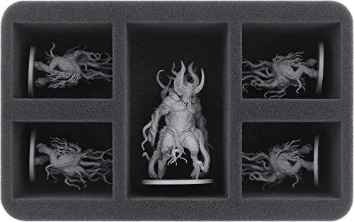 Feldherr Bolsa Mini Plus Compatible con Cthulhu: La Muerte Puede Morir - La Cabra Negra del Bosque