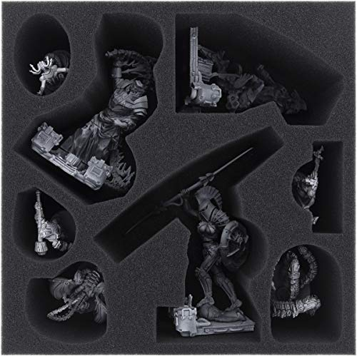 Feldherr Foam Tray Set Compatible with Lords of Hellas Core Game