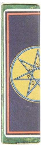Fournier Esotérico Baraja de Cartas de Tarot, Color Verde (F21816)