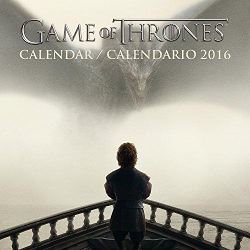 Game of Thrones - Calendario multicolor (SD Toys SDTHBO89437)