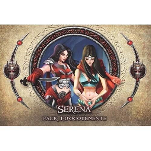 Giochi Uniti Juegos de EE.UU. - Descenso Teniente Serena, Accesorio para Descent