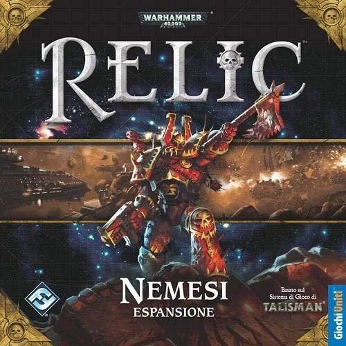Giochi Uniti – Relic: Nemesi, edición Italiana