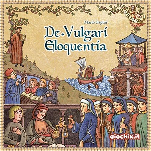 Giochix De Vulgari Eloquentia Deluxe - English